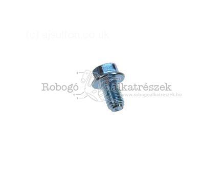 Gilera GP800 M.Y. M554M 2010-2011 ZAPM55100 Screw :24