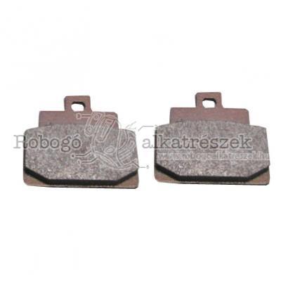 Aprilia Rear Pads Pair, Leonardo 125 150 St, Leonardo 125 150 St