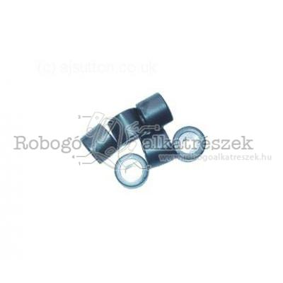 6 Rollers Kit 19MM 6,4G