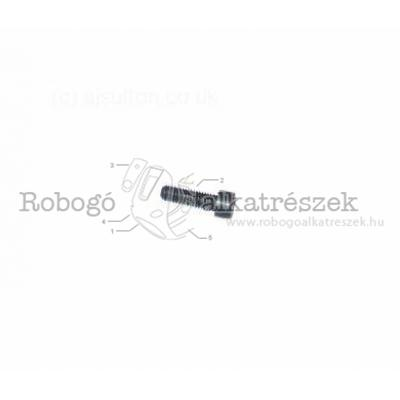 Bolt For Coil (M6 X 20)