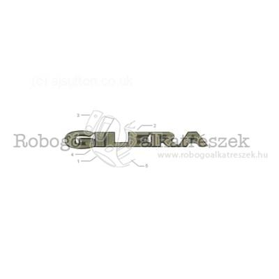 Gilera- Sticker