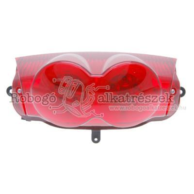 Complete Tail Lamp, GP8