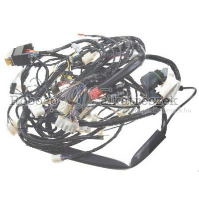 Cable Harn. Hexagon 125