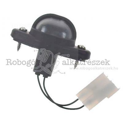 Lamp License, MP3 250 I