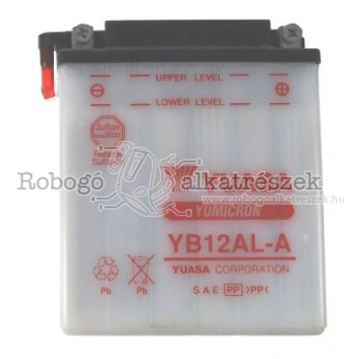 Battery 12V-12AH, Atlan