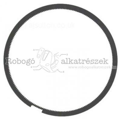 Piaggio Scraper Ring 125CC 305 3M :125CC 3M Al