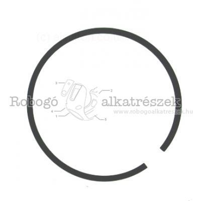 Piaggio Scraper Ring 125CC 2OS 2M :2M 125CC :125CC 2M Al :4