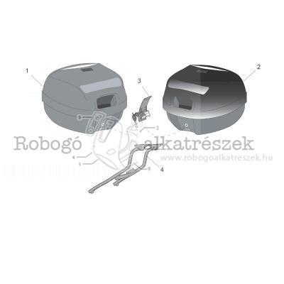 Kiegészítők - Hátsó/Oldal dobozok
