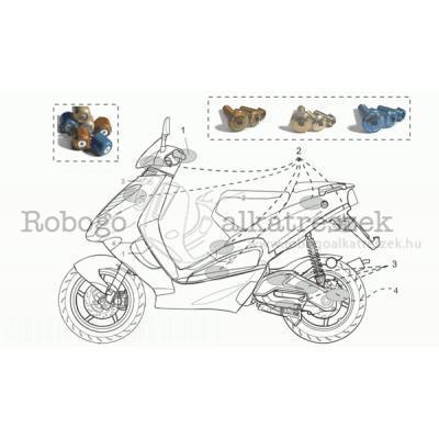 Acc. - Cyclistic Components