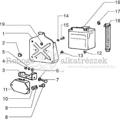 Akkumulátor - Feszültség szabályzó