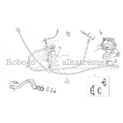 Derbi Senda Drd 50 Wiring Diagram - Schematics and Wiring Diagrams