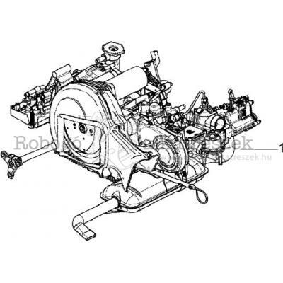 Motor kompletten