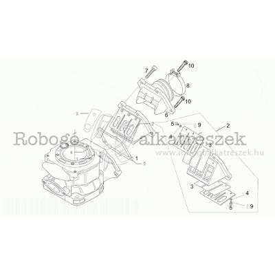 Karburátor szívócső