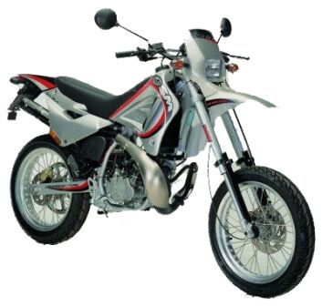Gilera GSM EBS050 (Derbi engine) 2001-2003 VTBC33200