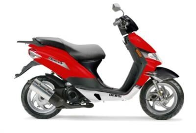 Derbi Atlantis 50 2T E2 2008-09