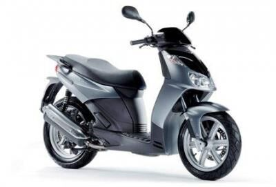 APRILIA SPORT CITY 125 E2 2004-06 ZD4VB001